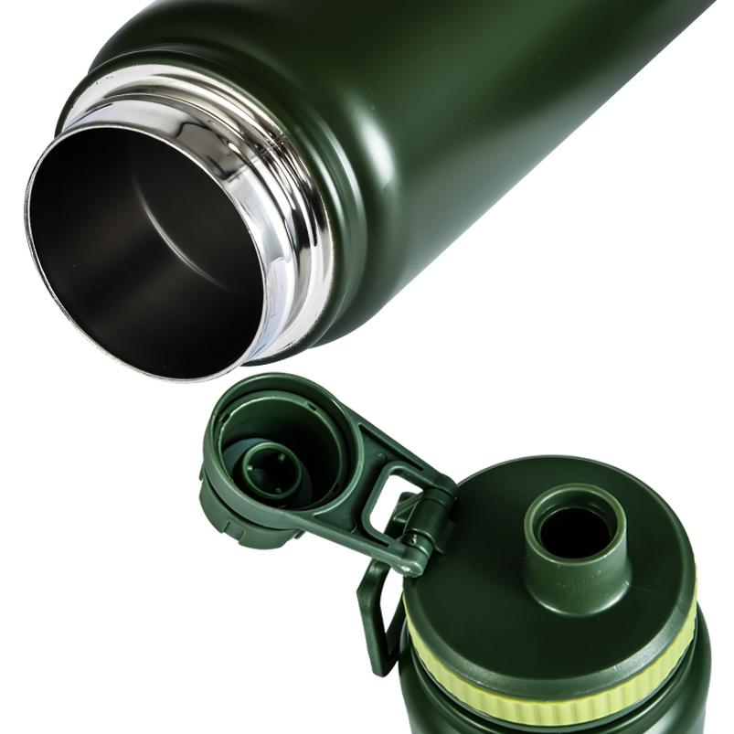 Зеленый термос ПС ФСБ заказать в Военпро