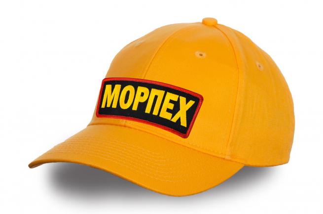 Желтая бейсболка МОРПЕХ.