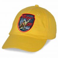 Желтая бейсболка с принтом на 75-летие Победы