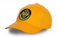 """Жёлтая кепка """"Пограничная служба"""""""