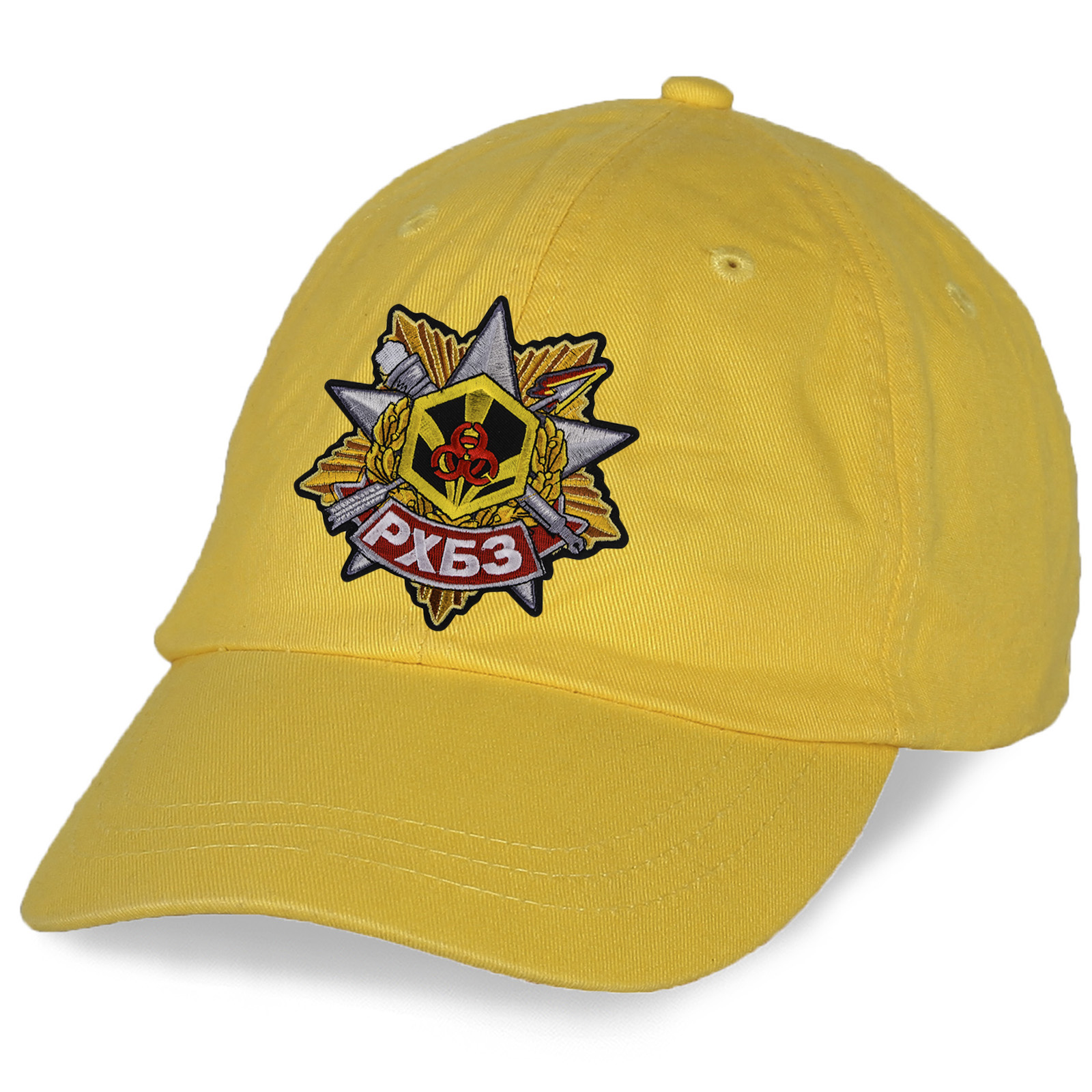Желтая кепка РХБЗ