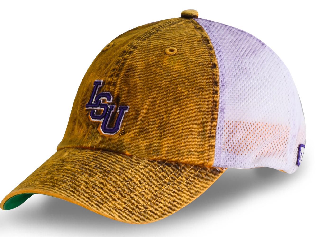Желтая кепка с сеткой - купить в интернет-магазине с доставкой