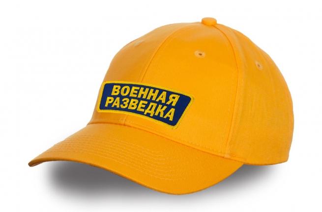 Желтая кепка Военная разведка.