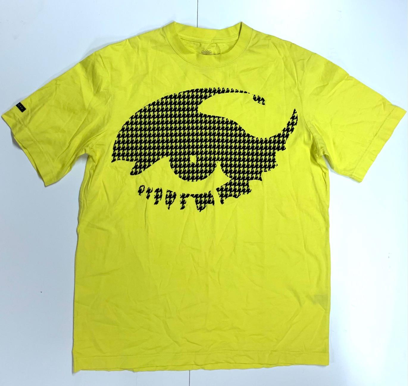 Желтая мужская футболка от SEANJOHN