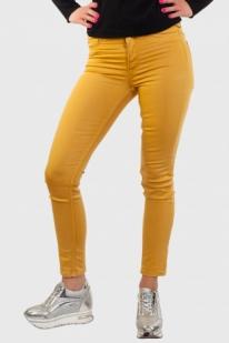 Желтые женские джинсы от DENIM (Турция)