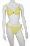 Желтый купальник от Lascana.