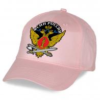 Эффектная женская бейсболка с официальной символикой ФСИН.