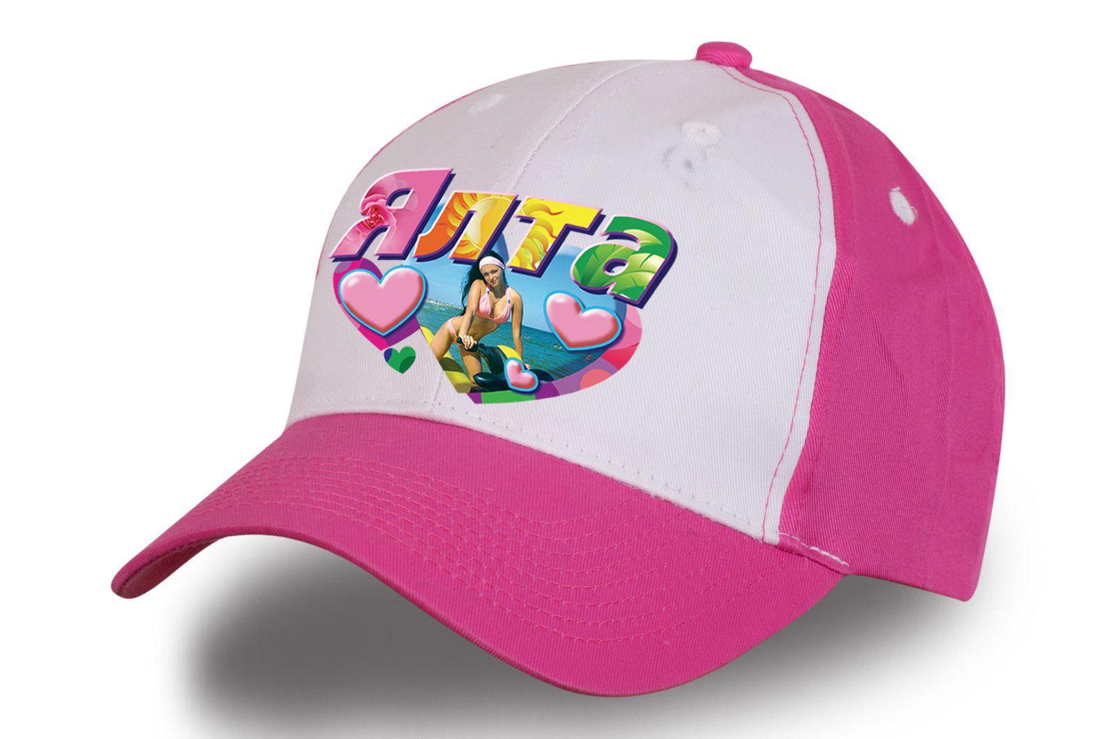 """Женская бейсболка """"Пляжи Ялты"""" - купить по лучшей цене"""