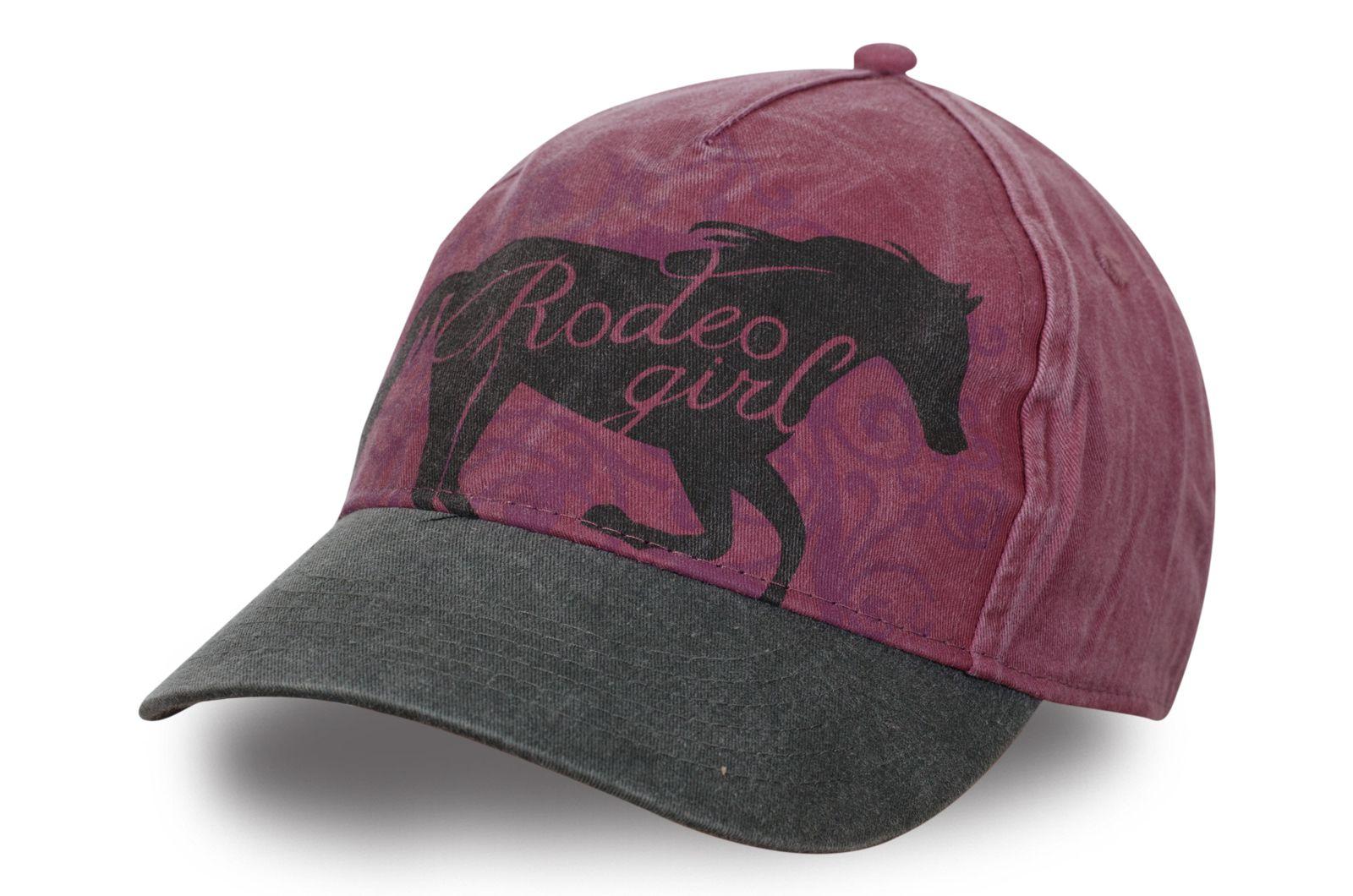 Женская бейсболка Rodeo - купить по цене ниже рыночной