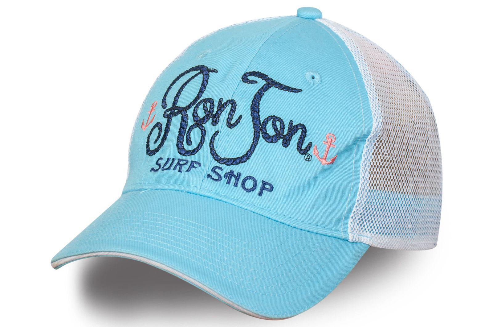 Женская бейсболка Ron Jon | Заказать женские бейсболки оптом