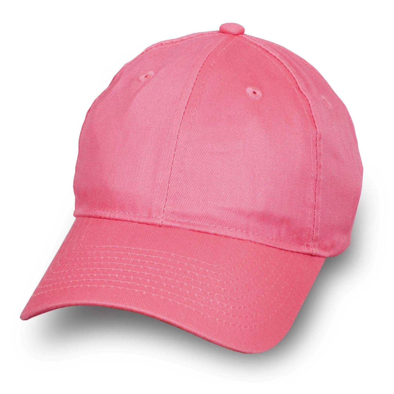 Женская бейсболка розовая
