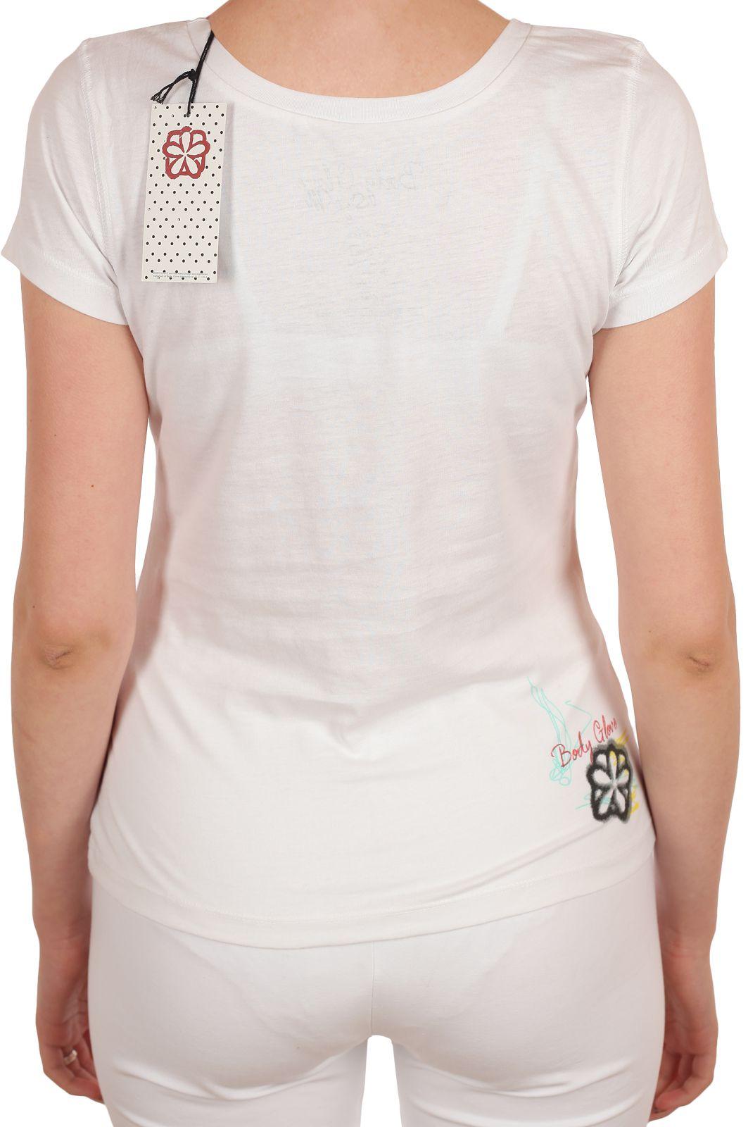 Женская элегантная футболка от Body Glove® - вид сзади