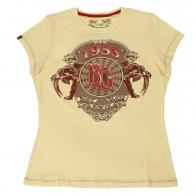 Женская футболка Body Glove с оригинальным рисунком