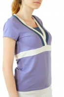 Женская футболка Bossini® Yoga - НОВАЯ КОЛЛЕКЦИЯ! - вид сбоку