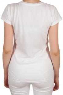 Женская футболка California&CO (США) для спорта и отдыха - вид сзади