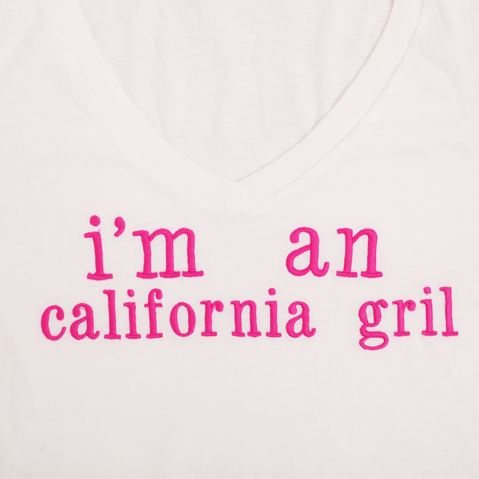Женская футболка California&CO (США) для спорта и отдыха - принт