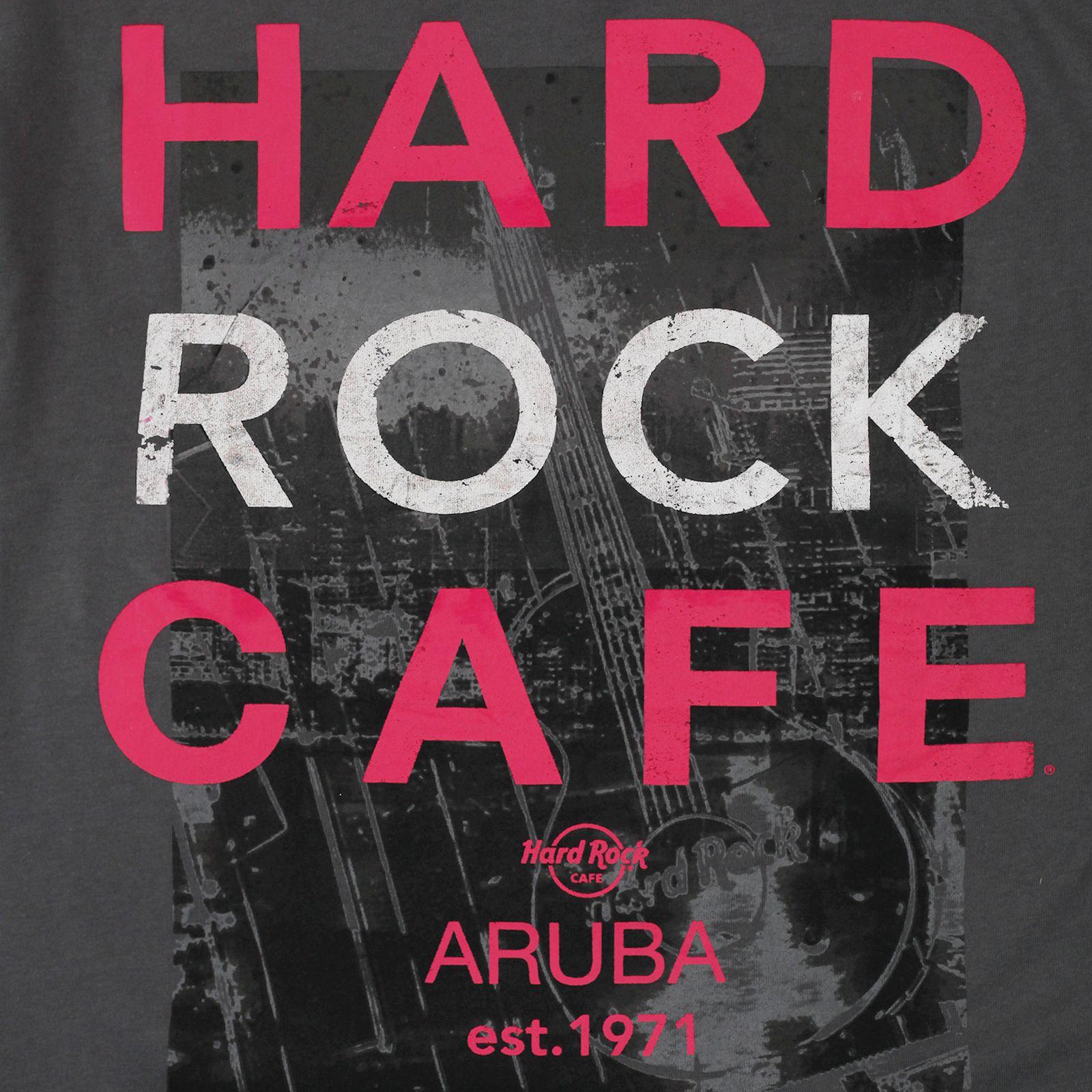 Женская футболка Hard Rock® Aruba - принт
