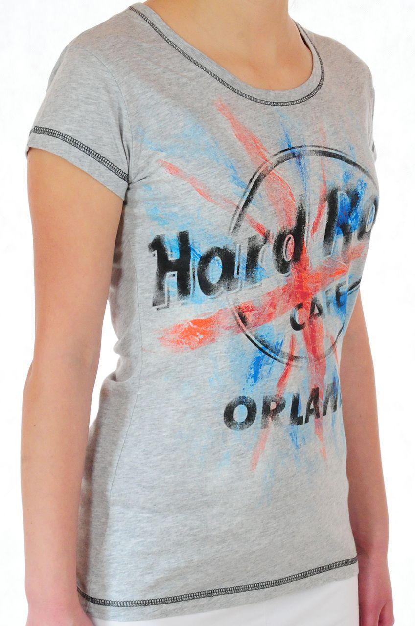 Женская футболка Hard Rock® Cafe Orlando - вид сбоку