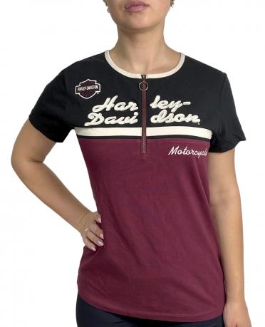 Женская футболка из коллекции Harley-Davidson