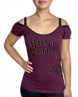 Женская футболка на бретельках Harley-Davidson