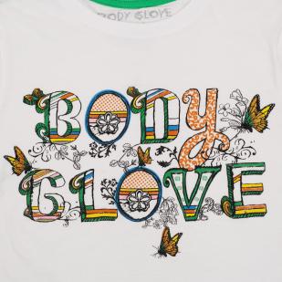 Женская футболка от Body Glove® - КОЛЛЕКЦИЯ ЛЕТО 2017! - принт