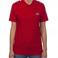 Женская футболка поло «Юнармия»
