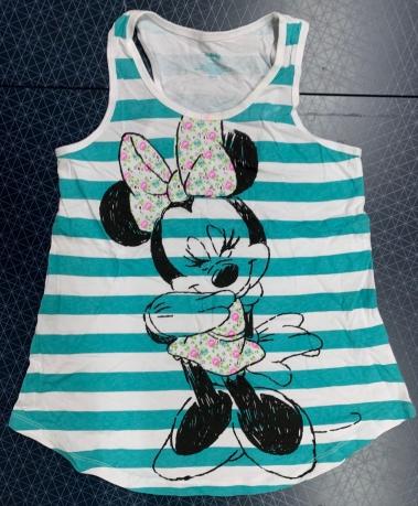Женская футболка с Минни Маус