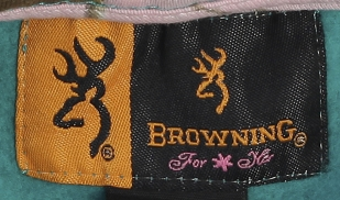 Женская толстовка-худи Browning