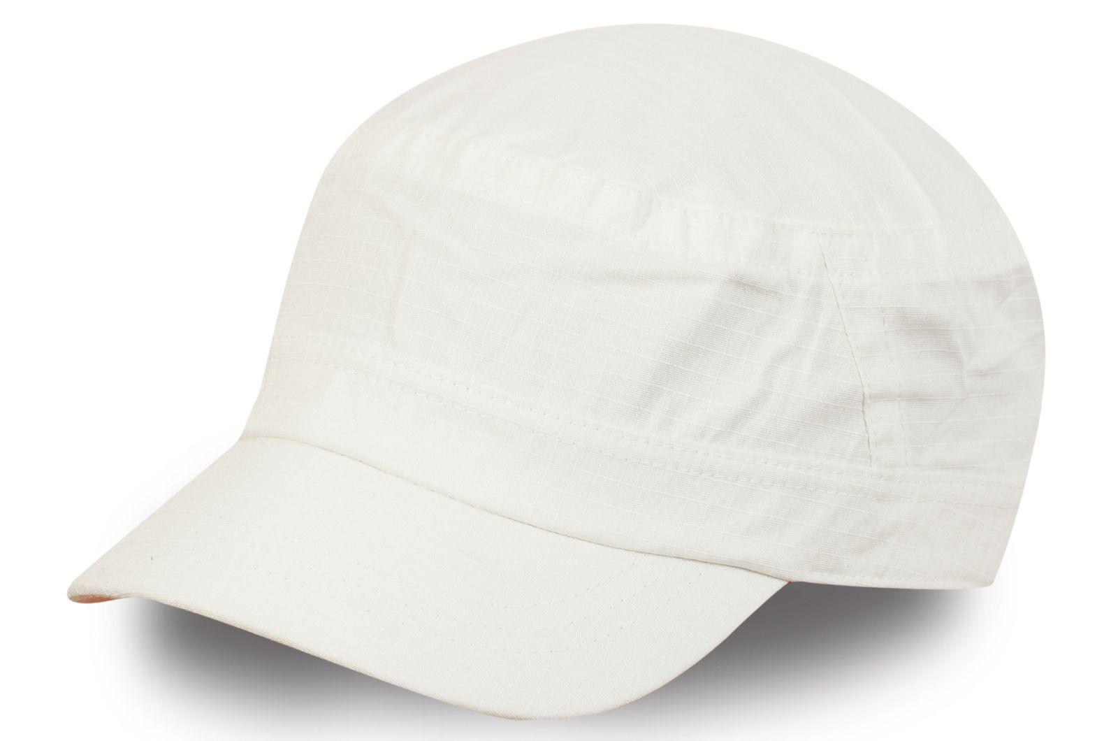 Женская кепка белого цвета | Купить женские кепки с доставкой