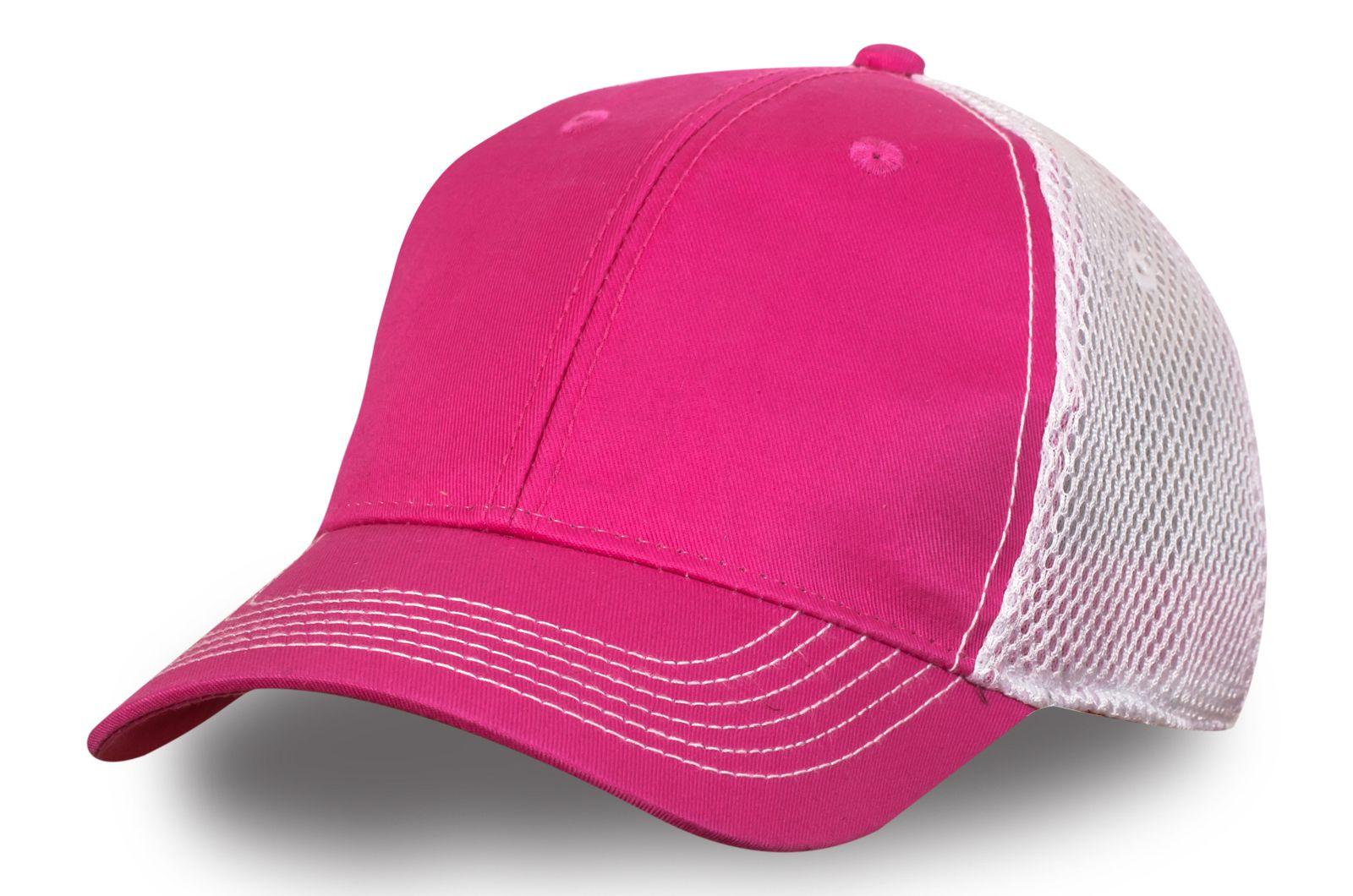 Женская кепка с сеткой - купить в интернет-магазине с доставкой