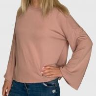 Женская пудровая кофта-блуза Z Supply