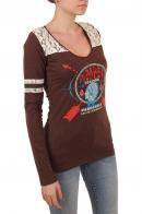 Женская кофта-пуловер от Panhandle