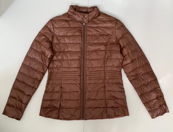 Женская коричневая куртка от ILSE JACOBSEN