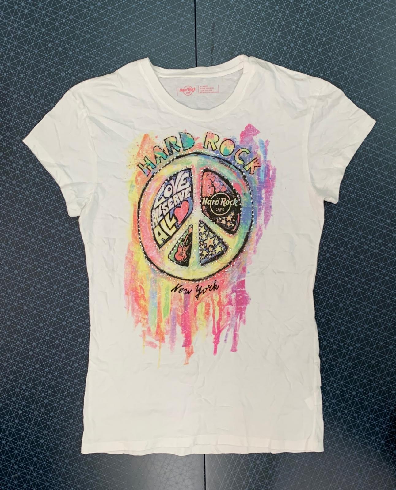Женская крутая футболка от Hard Rock®