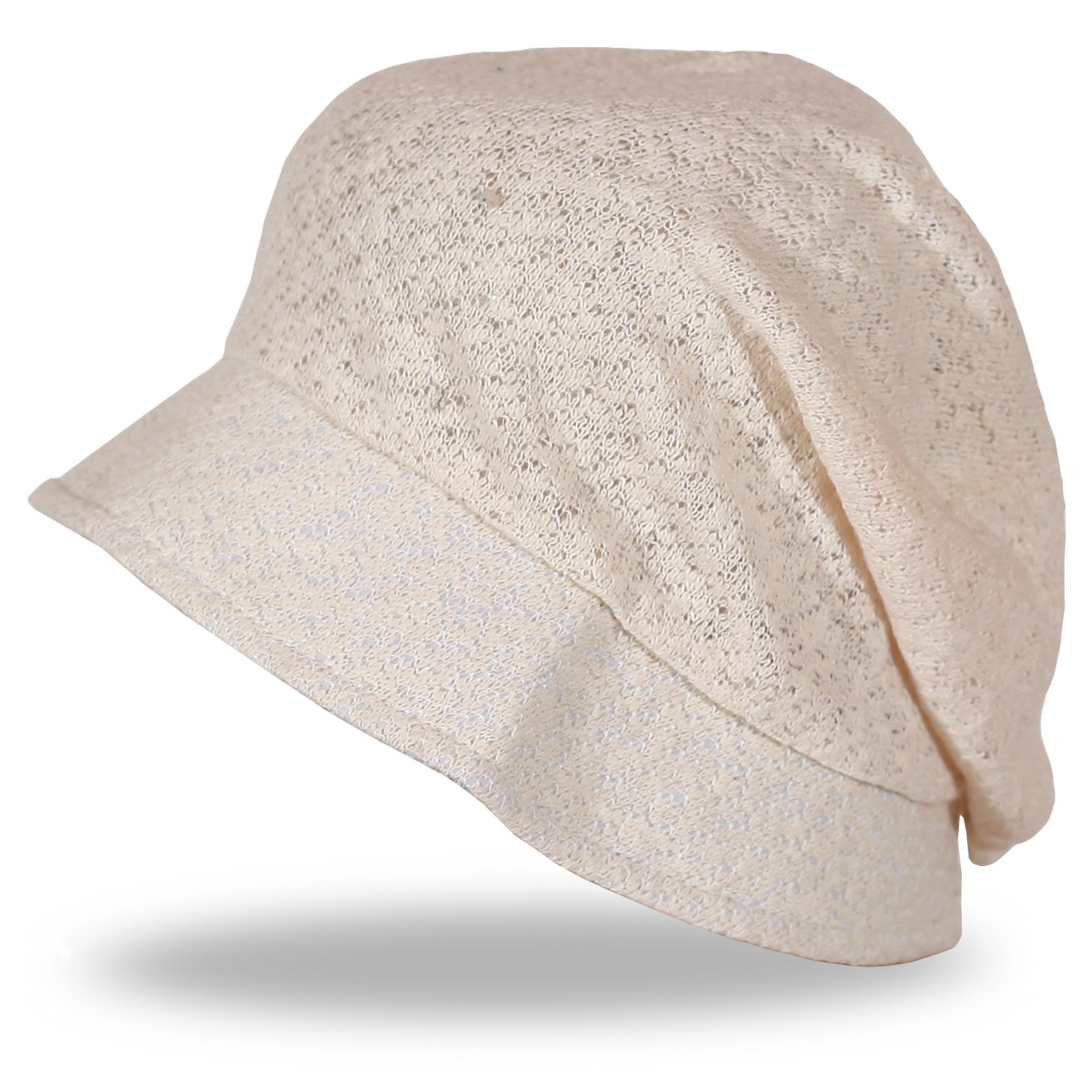 Женская кружевная шапочка. Будь всегда модной!