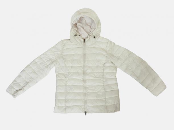 Женская куртка белого цвета Conbipel (Италья)