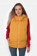 Женская куртка без рукавов от Vancl.