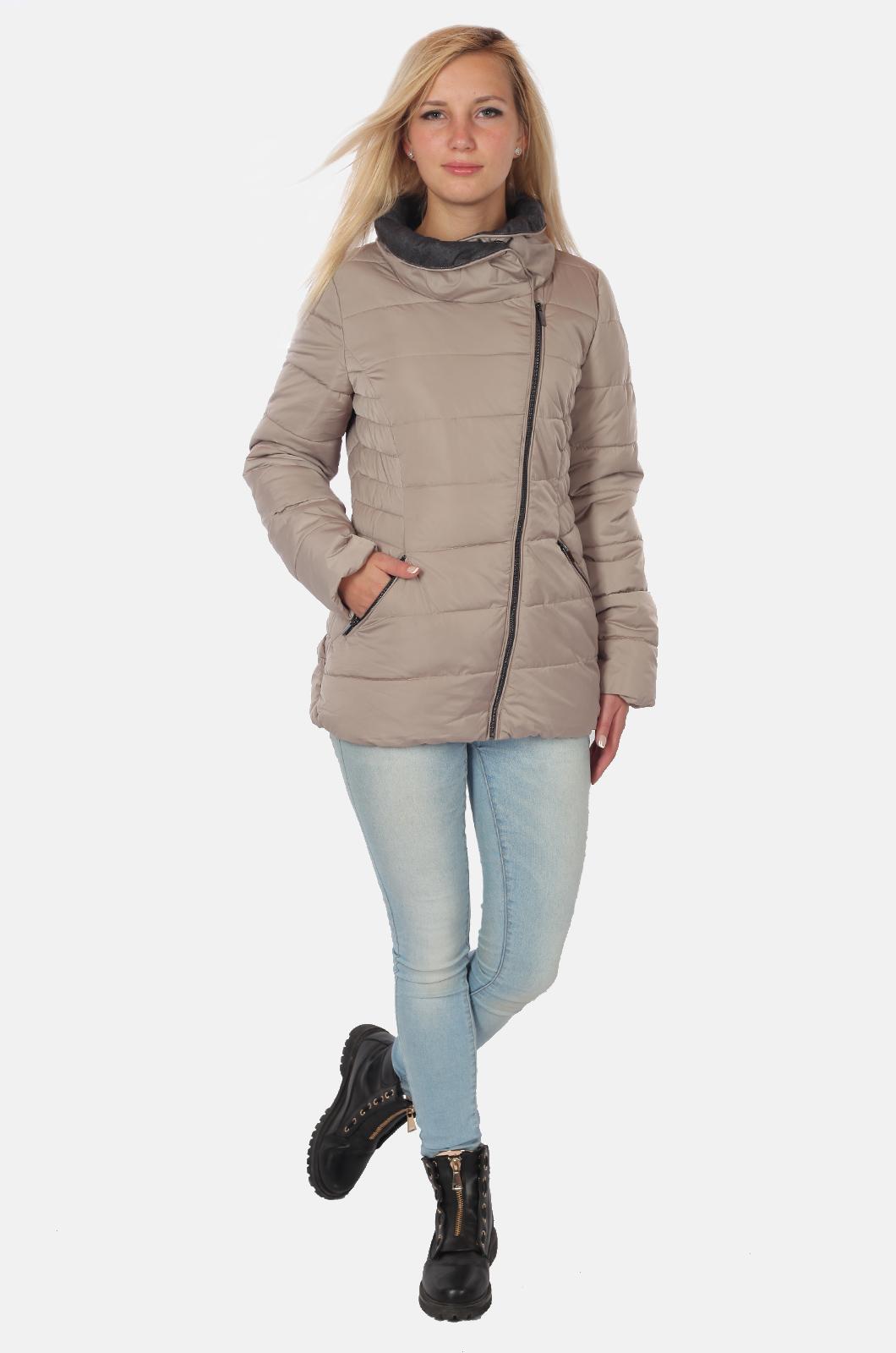 Теплая женская куртка косуха – новинка каталога