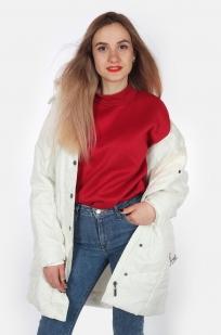Женская куртка-пальто с капюшоном от ESMARA® (Германия) доступна для заказа в Военпро