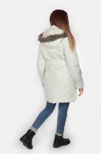 Женская куртка-пальто с капюшоном от ESMARA® (Германия) с удобной доставкой