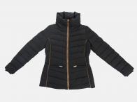 Женская куртка с высоким воротником от Pimkie (Франция).