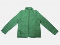 Женская куртка зеленого цвета от Nice & Chic (Италия).