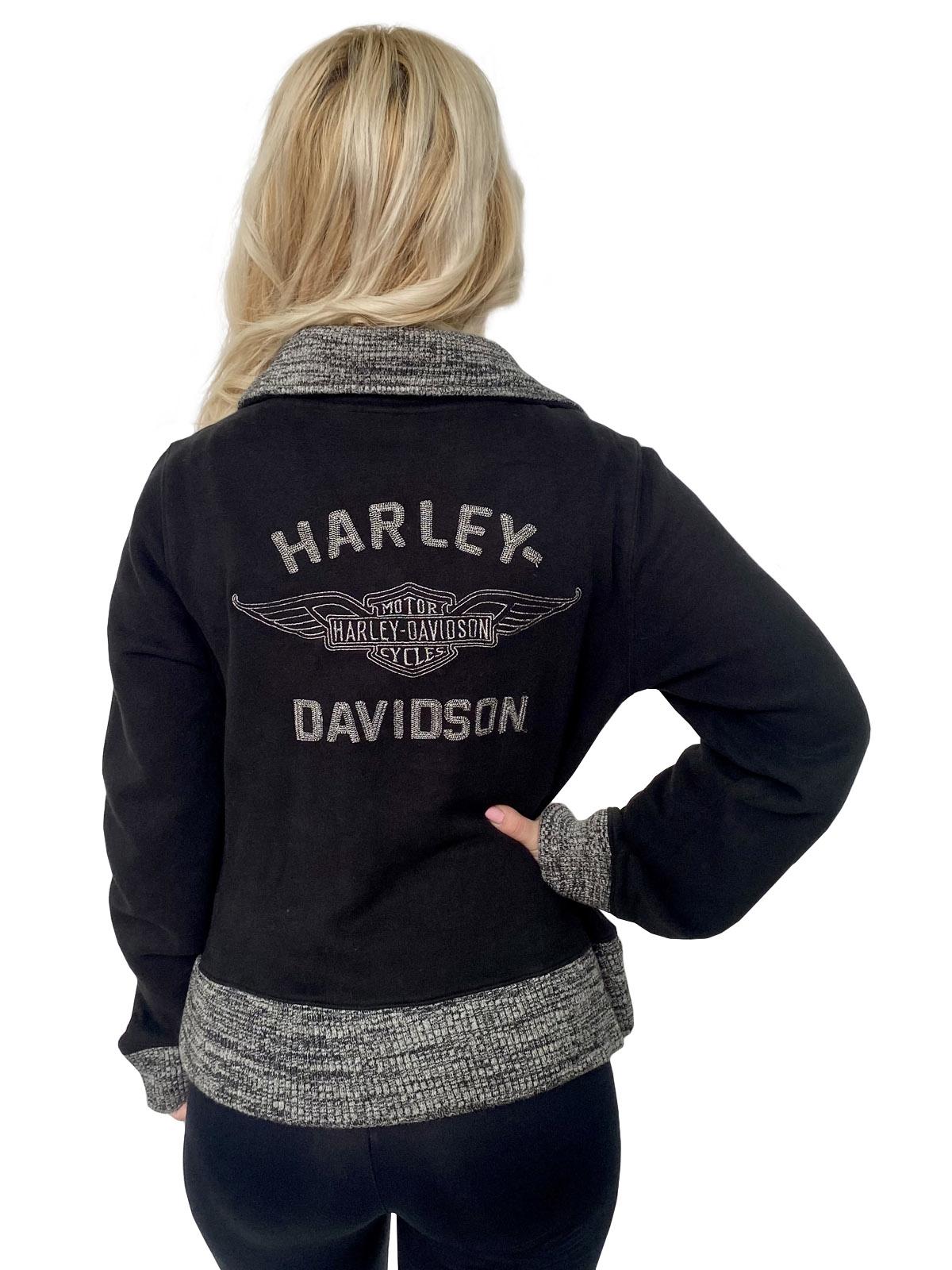 Заказать с доставкой женскую куртку Harley-Davidson