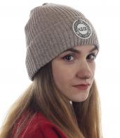 Женская шапка Herschel в спортивном стиле. Незаменима в холодное время года!