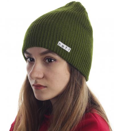 Женская шапка Neff для спорта, активного отдыха и на каждый день. Удобная модель современного дизайна