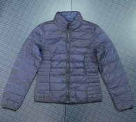 Женская синяя куртка