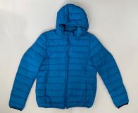 Синяя женская куртка