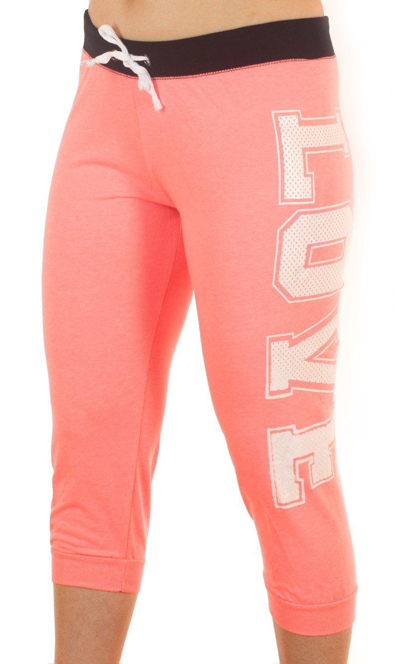 Женские брюки капри Coco Limon для бега