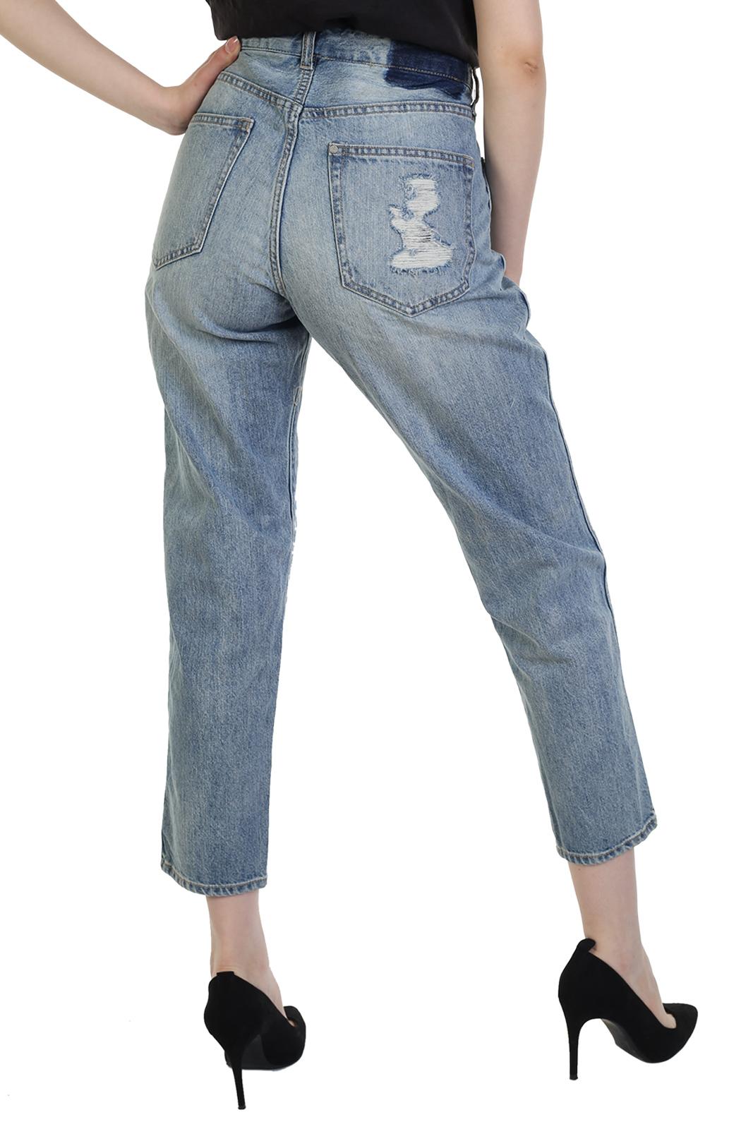 Женские джинсы мамсы