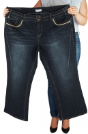 Женские джинсы большого размера от Sheego®. Хит у пышных модниц Германии!